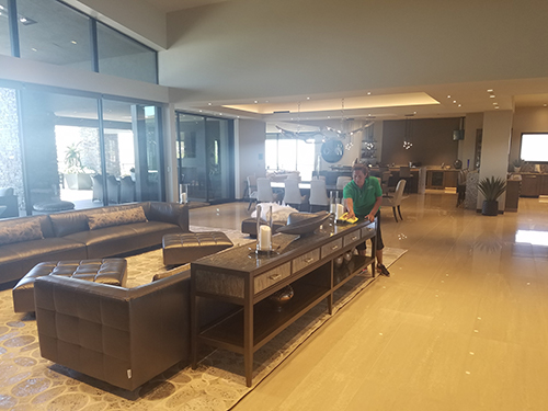 cleaning service in Phoenix